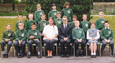 Quantock School Uniforms, 1990s